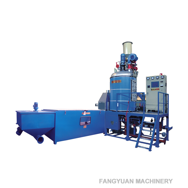 EPS Basic Type Polystyrene foaming machine