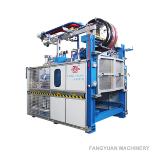 Automatic EPS Shape Moulding Machine With Fast Mould Change