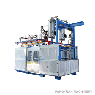 EPS moulding machine with quick die change for EPS packaging