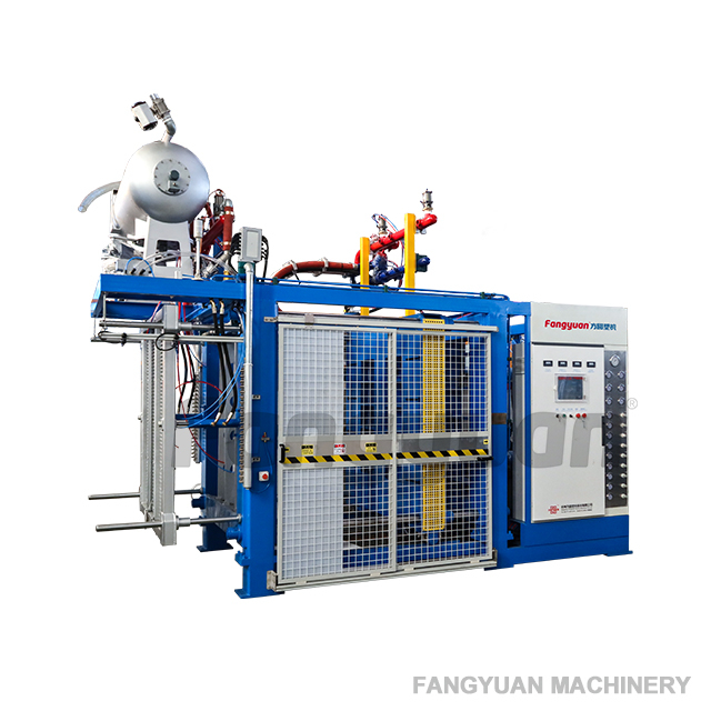 Fangyuan fully automatic eps foam plastic thermocol making machine for styrofoam packaging
