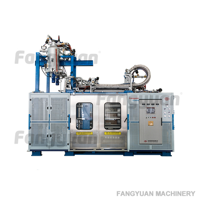 SPZ870-1870FPS快速模具更换系统发泡聚丙烯EPP成型机EPP汽车部