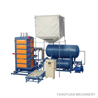 SPB200-600/LF/LZ eps聚苯乙烯嵌段发泡机械(立式)