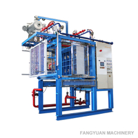 Underfloor heating material eco-heating panel EPS foam machine for floor heating system