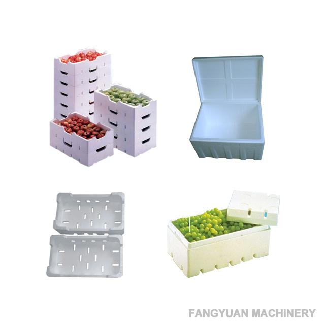 定制EPS模具蔬菜水果箱
