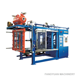 Basic Type EPS Vacuum Shape Molding Machine for Styrofoam box